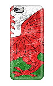 Hot Snap On Flag Hard Cover Case Protective Case For Iphone 6 Plus