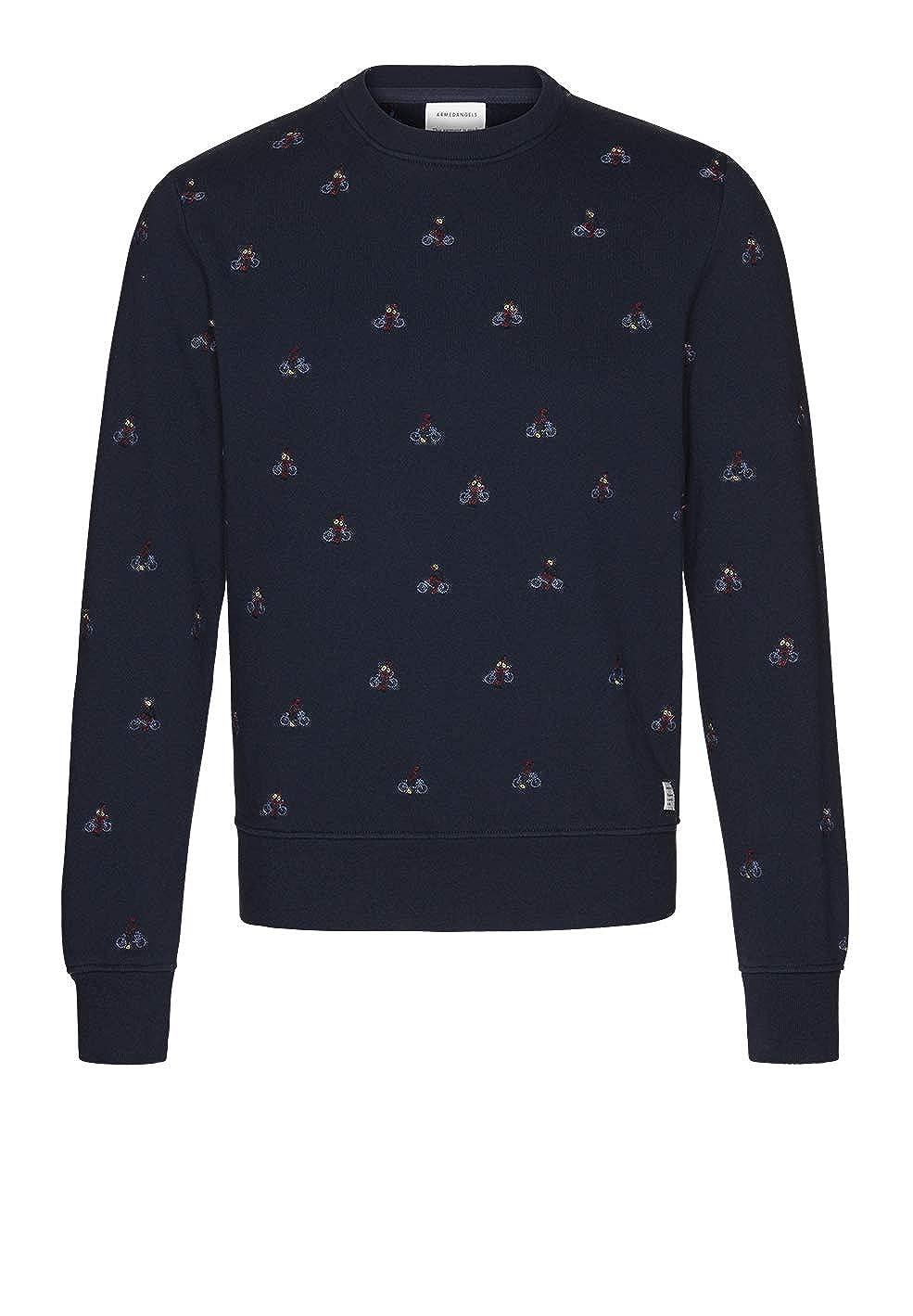 Armedangels Herren Sweatshirt aus Bio-Baumwolle - Ben Bikers - GOTS, Organic, CERES-08
