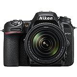 Nikon D7500 20.9MP DSLR Camera with AF-S DX NIKKOR 18-140mm f/3.5-5.6G ED VR Lens, Black