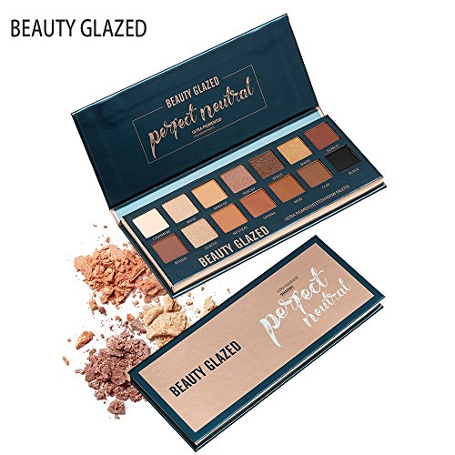 Beauty Glazed Eyeshadow Palette 14 Colors Eye Shadow Powder