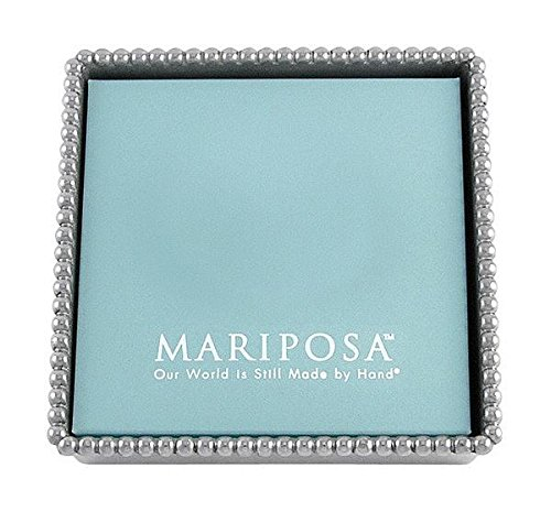 Mariposa 1859 C Beaded Napkin Box product image