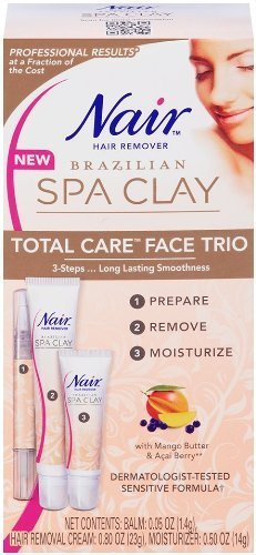 Spa Clay Wax Body Strips 20'S-Nair by Nair