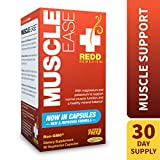 Redd Remedies – Muscle Ease, Supports Magnesium Potassium Balance for Healthy Muscle Function, 60 Count Review