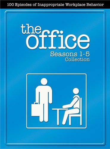 The Office: Seasons 1-5 - John Steve And Carell Krasinski