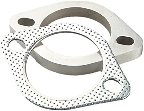 AdlerSpeed 3.5 ID Stainless Steel Exhaust Flange And Exhaust ...