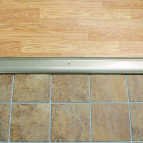 M-D Building Products 25736 5/8-Inch by 3-1/2-Inch by 72-Inch Low Dome Top Threshold by M-D Building Products (Image #4)