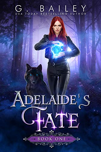 (Adelaide's Fate: A Paranormal Reverse Harem Novel (Her Fate Series Book 1) )