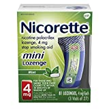 Nicorette 4mg Mini Nicotine Lozenges to Quit
