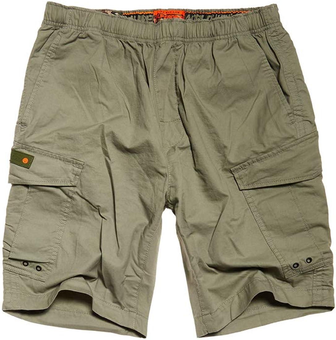 Superdry World Wide Cargo Short Pantaloncini Uomo