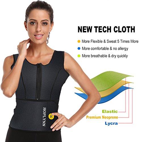 7b339b3f45 HOPLYNN Sweat Vest for Women