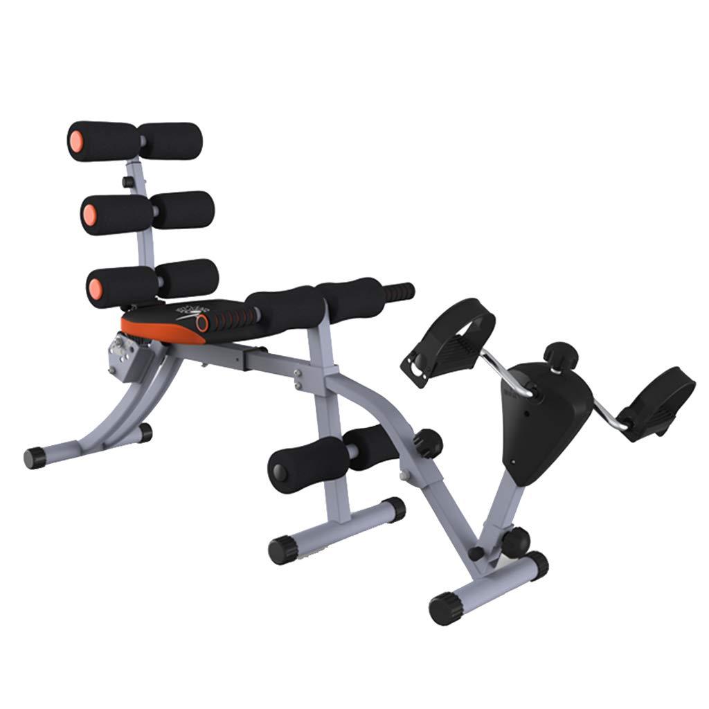 Bauchtrainer Bauchmuskelgerät Bauchgerät Multifunktionale Sit-ups Fitnessgeräte Bürogymnastikstuhl Sportgerät