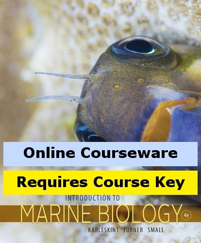MindTap Biology for Karleskint/Turner/Small's Introduction to Marine Biology, 4th Edition
