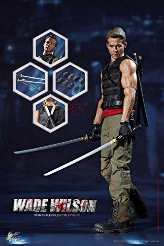 무비・걸작 우루바린 : X-MEN ZERO X멘 데드 풀 1/6스케일 웨이 드・윌슨 웨폰XI