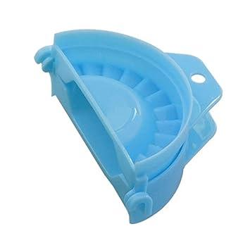 CHANNIKO-ES Plástico portátil Ravioli Molde Pierogi Dumpling Maker ...