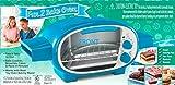 Fun 2 Bake Oven | Bakes Cookies, Brownies, Cakes, & More in Minutes | Includes Baking Pan & Cooking Utensils