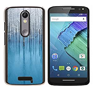 "For Motorola Droid Turbo 2 / Moto X Force , S-type Sunset Beautiful Nature 54"" - Arte & diseño plástico duro Fundas Cover Cubre Hard Case Cover"