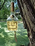 Hennessy Special Cognac Wind Chime - Outdoor Decor - Bar Decor - Bottle Wind Chime