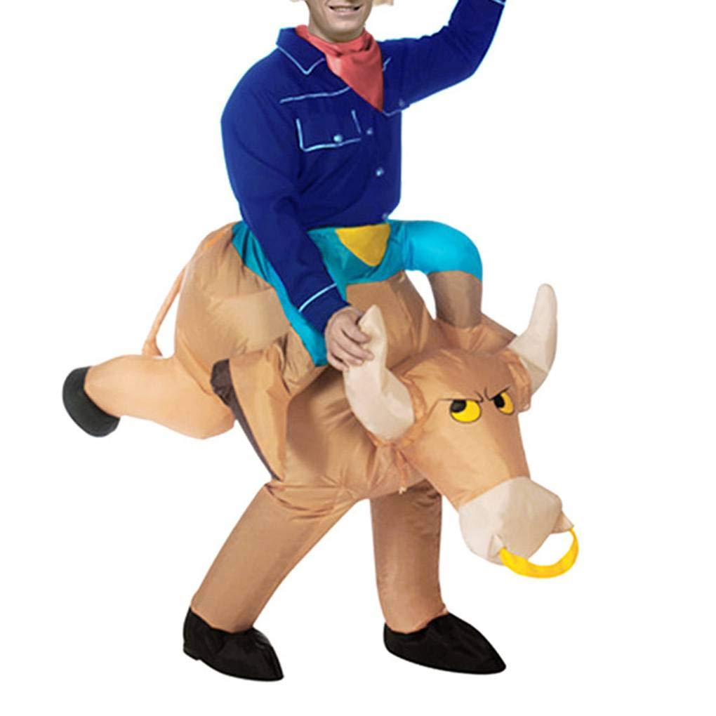 Disfraz de Vaca para adultos halloween, carnaval