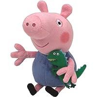 Ty Peppa Pig - Peluche de George