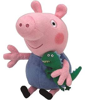 dc991fcf93d Peppa Pig Princess Peppa Beanie Baby