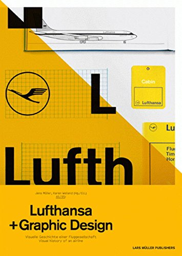 A5 05  Lufthansa And Graphic Design  Visual History Of An Airplane