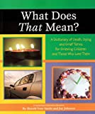 What Does That Mean?, Harold Ivan Smith, 1561231967