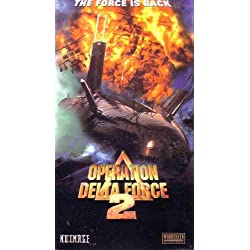 Operation Delta Force 2 [VHS]