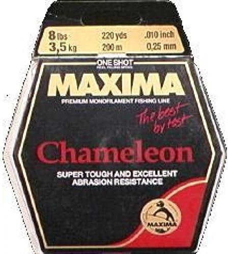 All Sizes Fishing Line Maxima Chameleon One Shot Filler Spool