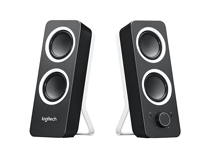 Logitech Z200 Computer/PC Speakers for image 2