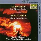 Stravinsky: The Rite of Spring; Tchaikovsky: Symphony No. 4