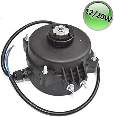 Motor Inverter a bajo consumo 12/20 W pentavalente para ...