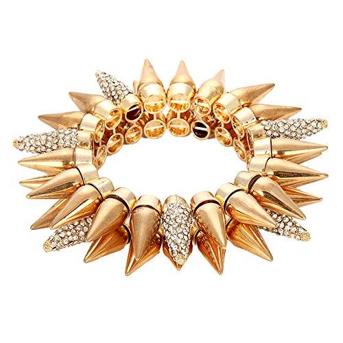 Stretch Bracelet Statement Jewelry Costume