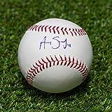 Aaron Sanchez Autographed MLB Official Major League Baseball - Blue Jays