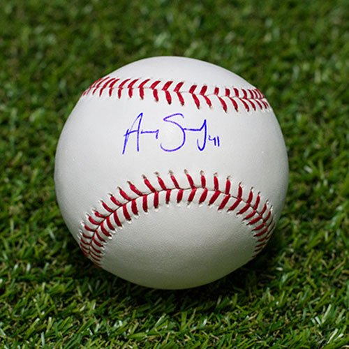 Aaron Sanchez Autographed MLB Official Major League Baseball - Blue Jays A.J. Sports World