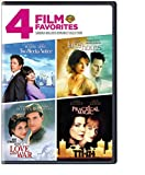 4 Film Favorites: Sandra Bullock (In Love and War, The Lake House, Practical Magic, Two Weeks Notice)