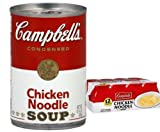 campbells chicken e - Campbell's Chicken Noodle Soup - 12/10.75 oz. by Campbell's