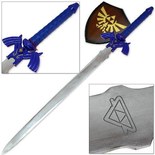 Link Masters Sword Replica Stainless Steel 45 - Links Master Sword Real Steel