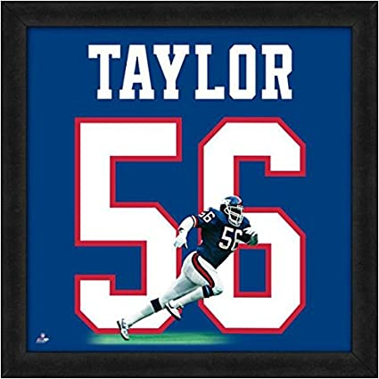 brand new 6af31 af62f Amazon.com: New York Giants Lawrence Taylor #56 Players ...