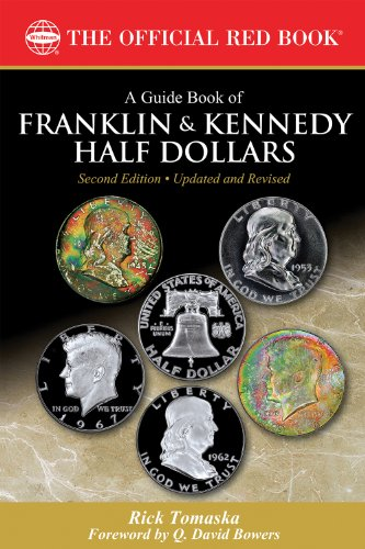 A Guide Book of Franklin and Kennedy Half Dollars (Official Red ()