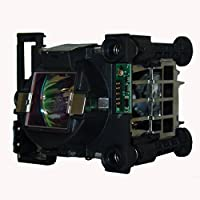 Philips UltraBright Digital Projection 109-387A Projector Replacement Lamp with Housing (Philips)