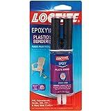 Loctite Epoxy Plastic Bonder 0.85-Fluid Ounce Syringe (1363118 )