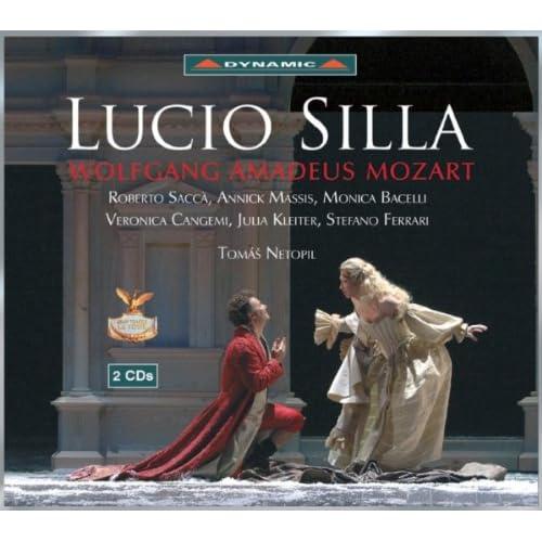 Lucio Silla, K. 135: Act II Scene 14: Quellorgoglioso sdegno