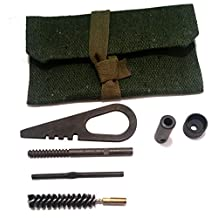 6 Piece Mosin Nagant Cleaning Kit with Pouch