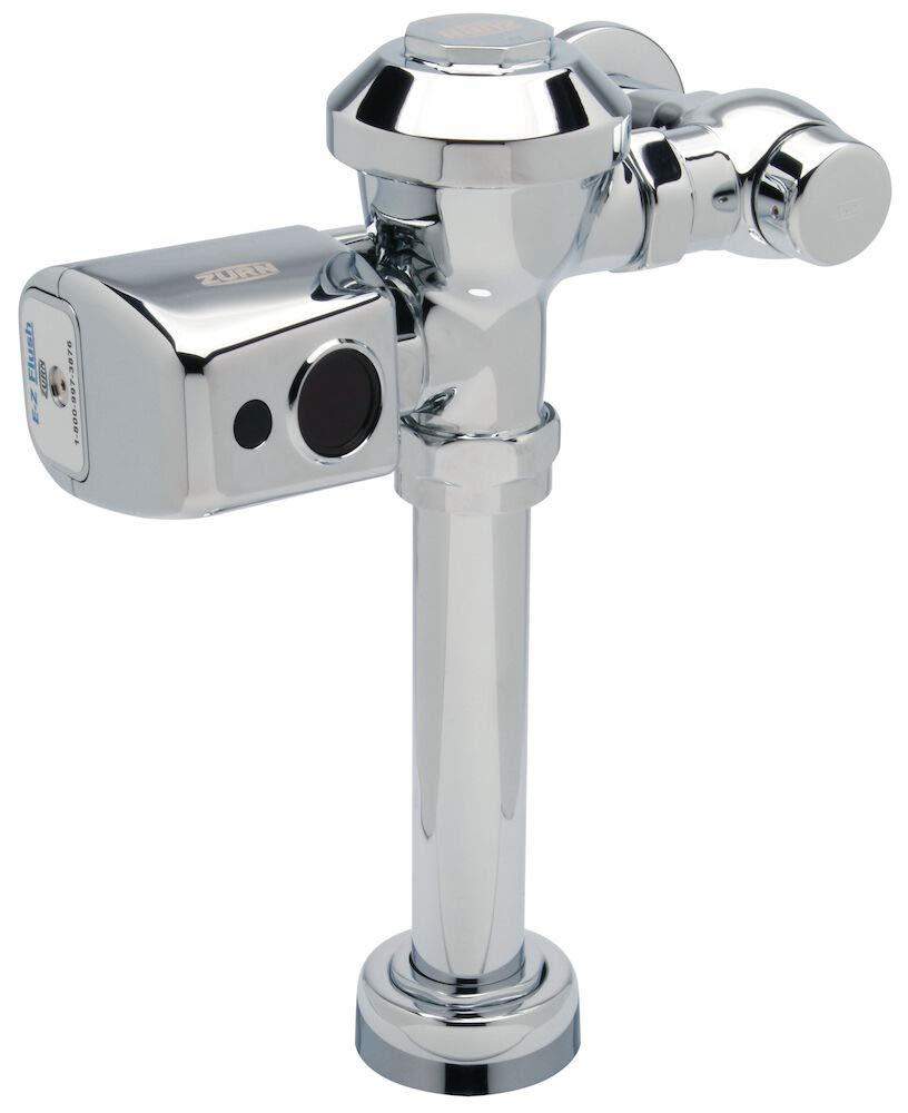 Zurn ZER6000PL-CPM Sensor Operated Battery Powered Flush Valve for Water Closets
