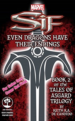 book cover of Sif: Even Dragons Have Their Endings
