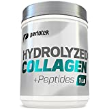 Collagen Powder Peptides 16oz Unflavored Hydrolyzed Collagen Grass-Fed Non-GMO Kosher Easy Mix Drink Pure Beef Protein Hidrolysate Supplement 1 Pound (Collagen)