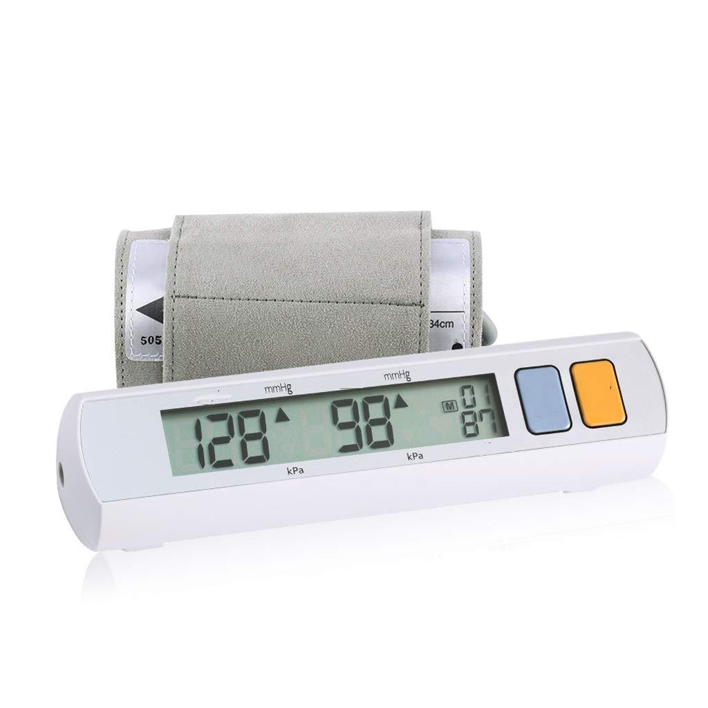 ZWS Sphygmomanometer Home Blood Pressure Measuring Instrument Home Elderly Upper Arm Type Blood Pressure Electronic Blood Pressure Meter Blood Pressure Measurement