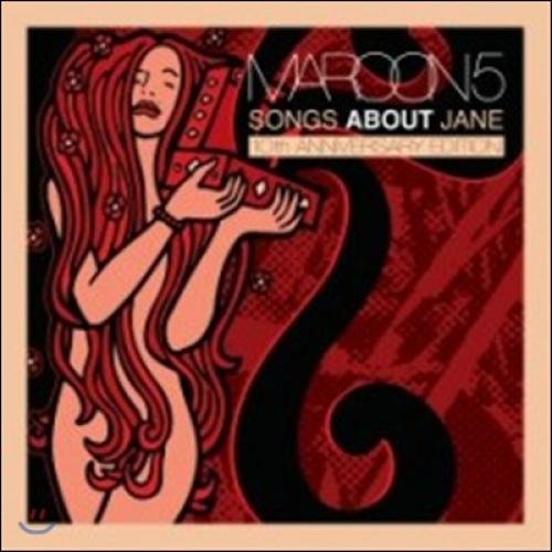 Maroon 5 - Songs About Jane (10th Anniversary Edition) [Korean import]