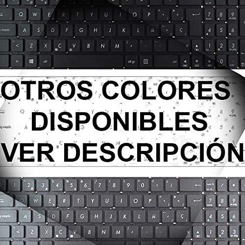 Desconocido Teclado ESPA/ÑOL HP Mini 533551-071 A71SP HP Negro Nuevo con /Ñ.
