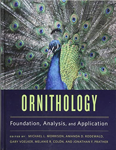 Ornithology: Foundation, Analysis, and Application